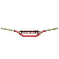 Renthal Manubrio Twin Wall 998 Reed /windham Design Rosso