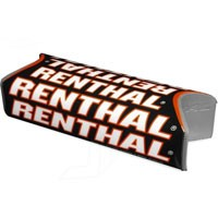 Fatbar Renthal Team Issue Black White Red