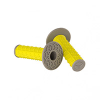 Tag Metals Low Pro Rebound Grips Yellow