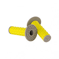 Tag Metals Rebound Grips Yellow