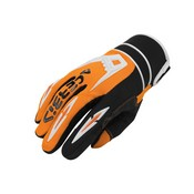 Acerbis Mx X2 Gloves Orange