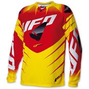 Ufo Maglia Cross Ufo Voltage