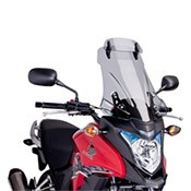 Puig Windscreen Touring With Addtional Visor Honda Cb500x 13-14