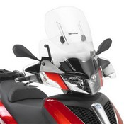 SPECIFIC SLIDING WIND-SCREEN FOR PIAGGIO MP3 YOURBAN 125-300 (11) TRANSPARENT