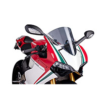 Cupolino Puig R-racer 1199 Panigale Fume Scuro