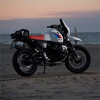 Unit Garage Kit Ninet Paris Dakar Con Accessori - 3