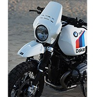 Unit Garage Kit Ninet Paris Dakar Con Accessori - 4