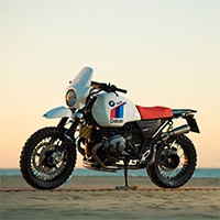 Unit Garage Kit Ninet Paris Dakar Con Accessori - 5