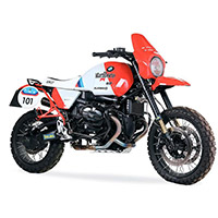 Serbatoio Unit Garage Paris Dakar Gr86 Bmw Rninet