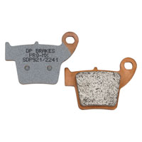 Dp Brake Rear Pads Brake Sintered Mod.sdp 921