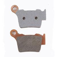 Dp Brake Rear Pads Brake Sintered Mod.sdp 935