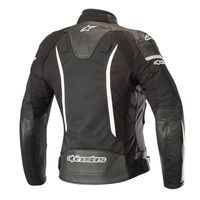 Alpinestars Stella Sp X Air Jacket Black White Donna