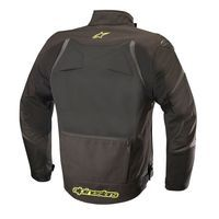 Alpinestars T-core Air Drystar Jacket Black Fluo Yellow