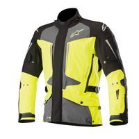 Alpinestars Yaguara Drystar Jacket Tech Air Compatible Fluo Yellow