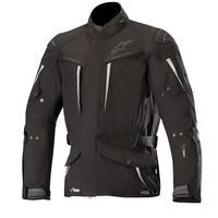 Alpinestars Yaguara Drystar Jacket Tech Air Compatible Black