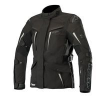 Alpinestars Stella Yaguara Drystar Jacket Tech-air Compatible Black Lady