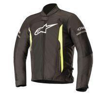 Alpinestars T-faster Air Jacket Black Fluo Yellow