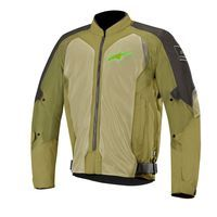Alpinestars Giacca Wake Air Verde