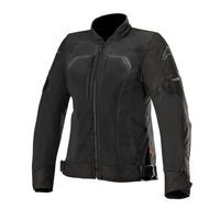 Alpinestars Stella Durango Air Jacket Black Donna
