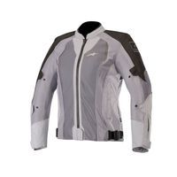 Alpinestars Stella Wake Air Jacket Black Mid Gray Donna