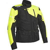 Acerbis Ce Discovery Safary Jacket Black Yellow