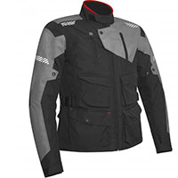アサービス CE ディスカバリー サファリー ジャケット ブラックグレー