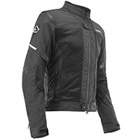 Acerbis Ce Ramsey Vented Jacket Black