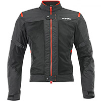 Acerbis Ce Ramsey Vented Jacket Red
