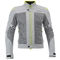 Giacca Donna Acerbis Ce Ramsey Vented Grigio Donna