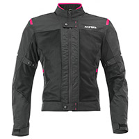 Giacca Donna Acerbis Ce Ramsey Vented Rosa Donna