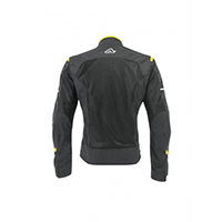 Acerbis Ramsey My Vented 2.0 Black Yellow Jacket 2018