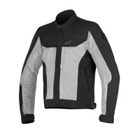 Alpinestars Luc Air Jacket Black/light Grey