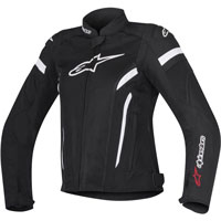 ALPINESTARS STELLA T-GP PLUS R V2 AIR BLACK/WHITE