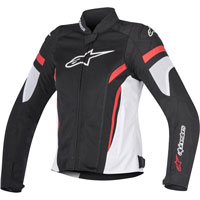 ALPINESTARS STELLA T-GP PLUS R V2 AIR BLACK/WHITE/RED