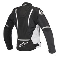 ALPINESTARS STELLA T-JAWS V2 AIR BLACK/WHITE