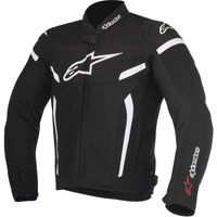ALPINESTARS T-GP PLUS R V2 AIR BLACK/WHITE