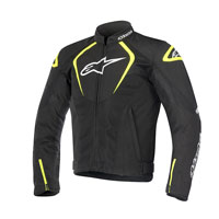 Alpinestars T-jaws V2 Air Black/white/fluo Yellow