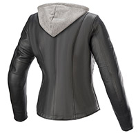 Alpinestars Alice Women's Leather Jacket Black