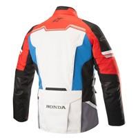 Alpinestars Giacca Honda Andes V2 Drystar® Grigio Rosso Blu