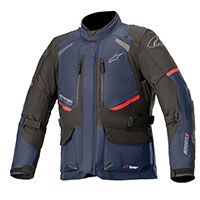 Giacca Alpinestars Andes V3 Drystar Blu Scuro