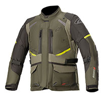 Alpinestars Andes V3 Drystar Jacket Forest Green
