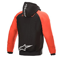 Alpinestars Aragon Hoodie Black Red