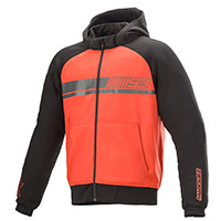 Alpinestars Aragon Hoodie Red Black