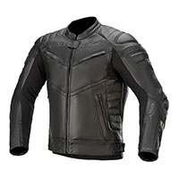 Alpinestars As-dsl Shiro Tech Air Jacket Black