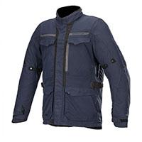 Alpinestars Barcelona Drystar Jacket Blue