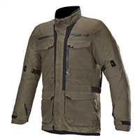 Alpinestars Barcelona Drystar Jacket Forest
