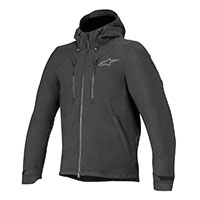 Alpinestars Domino Tech Hoodie Black