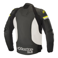 Giacca In Pelle Alpinestars Gp R V2 Tech Air Giallo
