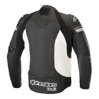 Alpinestars GP R V2 Lederjacke Tech Air schwarz  - 2