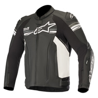Alpinestars GP R V2 Lederjacke Tech Air schwarz